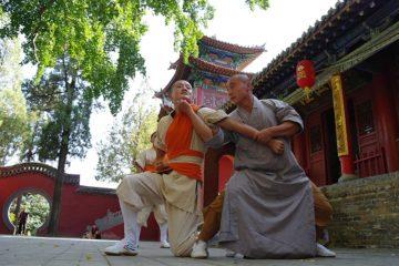 Une brève histoire du Kung-fu