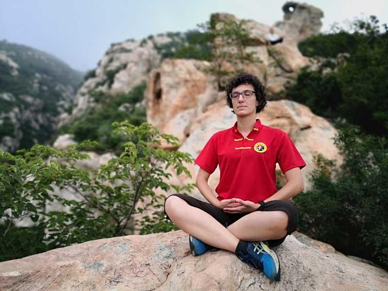 méditation montagnes