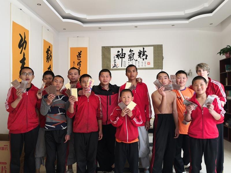 tarif formation kung fu