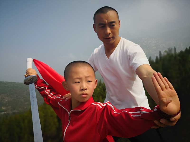 séjour kung fu en chine